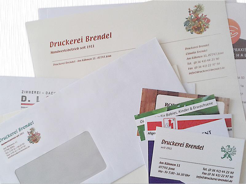 Druckerei Brendel Startseite